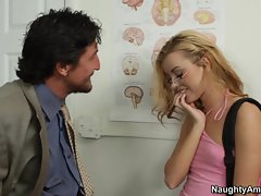Randy Jessie Rogers is seduced by her sexual teacher