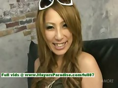 Sakura Kiryu innocent luscious sensual japanese cutie delights shagging in lots of positions