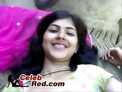 Seductive indian Desi Raunchy teen Banging Outdoor randy indian
