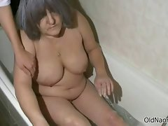 Chesty experienced wench gets alluring getting her part4