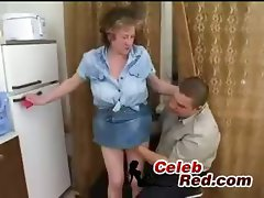 19 years old Lad Screws Sensual russian Granny youn fellow fuck sensual russian granny