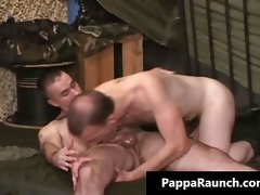 Attractive filthy unbelievable sensual body gay gives part5
