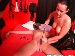 Two raunchy filthy whore have fun with shaft part2