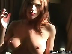 Filthy redhead sexual body filthy young woman have part4