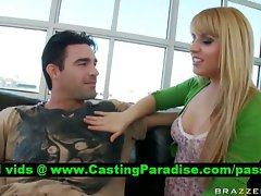 Lexi Belle beautiful sizzling teen light-haired pornstar