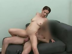 20yo lass having sexing on artificial audition