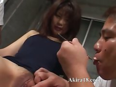 Wild chinese sex in prison