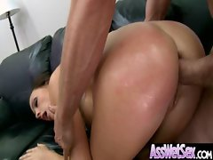 Big Round Naughty ass Lassie Get Analy Banged video-24