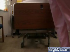 Pacient And Doctor Get Explicit Banged clip-32