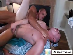 Massagecocks Hunk Butt Massage