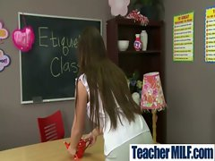 Attractive Large melons Students And Teachers Banging Brutal movie-09