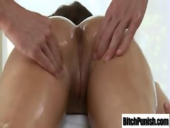 Masseur Fuck Horny Sensual Chick Client movie-20
