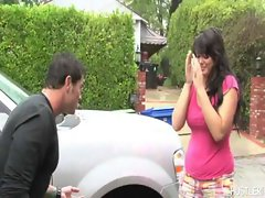Alison Tyler Screws Her Neighbor