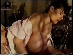 Helen Duval, Jill Kelly excellent sex in Route 69