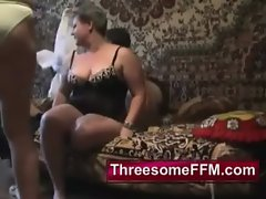 18 years old Fellow Shagging Two Sensual russian Ladies - threesomeffm.com