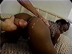 Older Slutty ebony VHS-DVD Clips#2 (wood75)