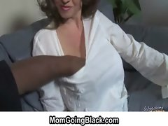 Filthy bitch Porn - Mamma gets shagged by big black monster 20