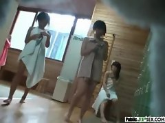 Horny Public Sex With Seductive Asian Young woman movie-24