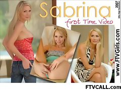 FTVCALL.com - First time toy masturbation video 10