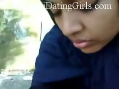 Bangali Arabian hijab good looking on Date Stroking