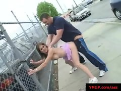 Public Screwing from Butts in Public - Vixens Getting Banged Outdoor 12