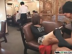 Public Lewd Sex Activity With Stunning Sensual japanese Babe video-01