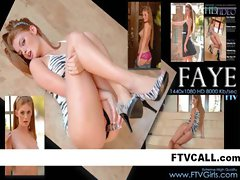 FTVCALL.com - First time video masturbation 20
