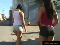 Public Banging from Butts in Public - Vixens Getting Screwed Outdoor 01