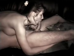 filthy dirty wife 69 cock sucking