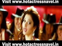Melikalu - Tamanna Attractive Navel Song From Cameraman Gangatho Rambabu HD Blu-Ray