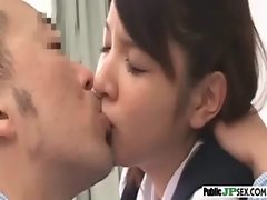 Sensual Asian Get Wild Sex In Public Places video-18
