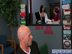 Dirty Performance Sex In Doctor Office video-03
