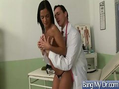 Dirty Play Sex In Doctor Office video-06