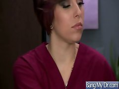 Explicit Activity Sex In Doctor Office video-03