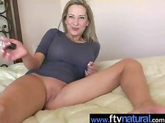 First Time Amateur Chick Taped On Cam Masturbating video-23