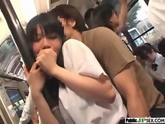 Luscious Asian Get Wild Sex In Public Places video-30