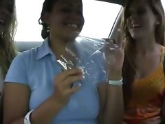 Tenn college slutty chicks copulate in cars