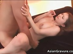 Lewd filthy big boobed attractive asian young lady part5