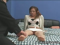 Sexual asian with big breasts home teacher part5