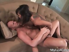 Extremely filthy luscious butt asian dark haired lass part1