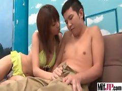 Attractive Luscious Cougar Seductive japanese Grinded Horny video-29