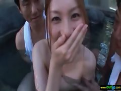 Outside In Mad Places Asian Love Get Wild Sex video-24