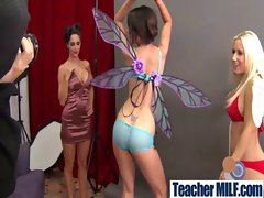 Sensual Top heavy Teachers and Students Banging Horny clip-07