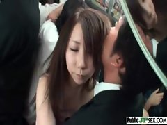 Nympho Asian Get Fucked Dirty In Public clip-09