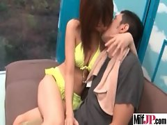 Whore Randy Asian Mummy Get Screwed Dirty Style clip-29
