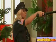 Big Melons Babe In Uniform Get Screwed Wild Style clip-28