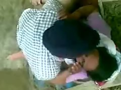 Sensual indian fellow banging sister in law