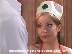 Sensual Nurse Haley Demonstrates Her Doctor A Nice Time