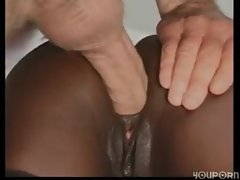 Chocolate turns a trick interacial sex