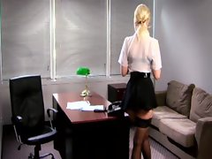 Alexis Texas The Ideal Secretary,Oral Sex Backdoor Blondie Mega big melons
